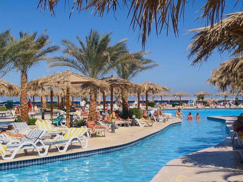 Курорты красного моря в египте